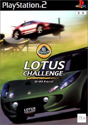 LOTUS CHALLENGE (PS2)-thumb