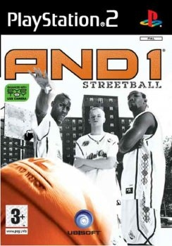 AND 1 STREETBALL (PS2)-thumb