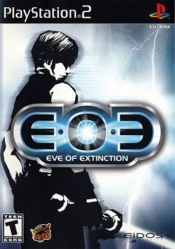EOE: EVE OF EXTINCTION (PS2)-thumb