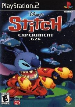 STITCH EXPERIMENT 626 (PS2)-thumb