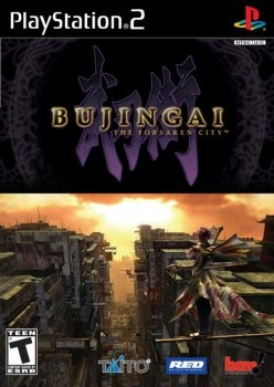 BUJINGAI: THE FORSAKEN CITY (PS2)-thumb