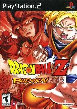 DRAGON BALL Z: BUDOKAI (PS2)-thumb