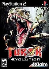 TUROK EVOLUTION / ТУРОК: ЭВОЛЮЦИЯ (PS2)-thumb