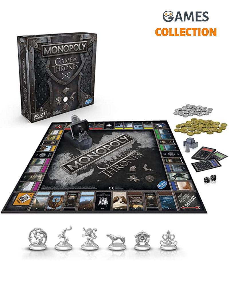 Monopoly: Game of Thrones – Настольная Игра-thumb
