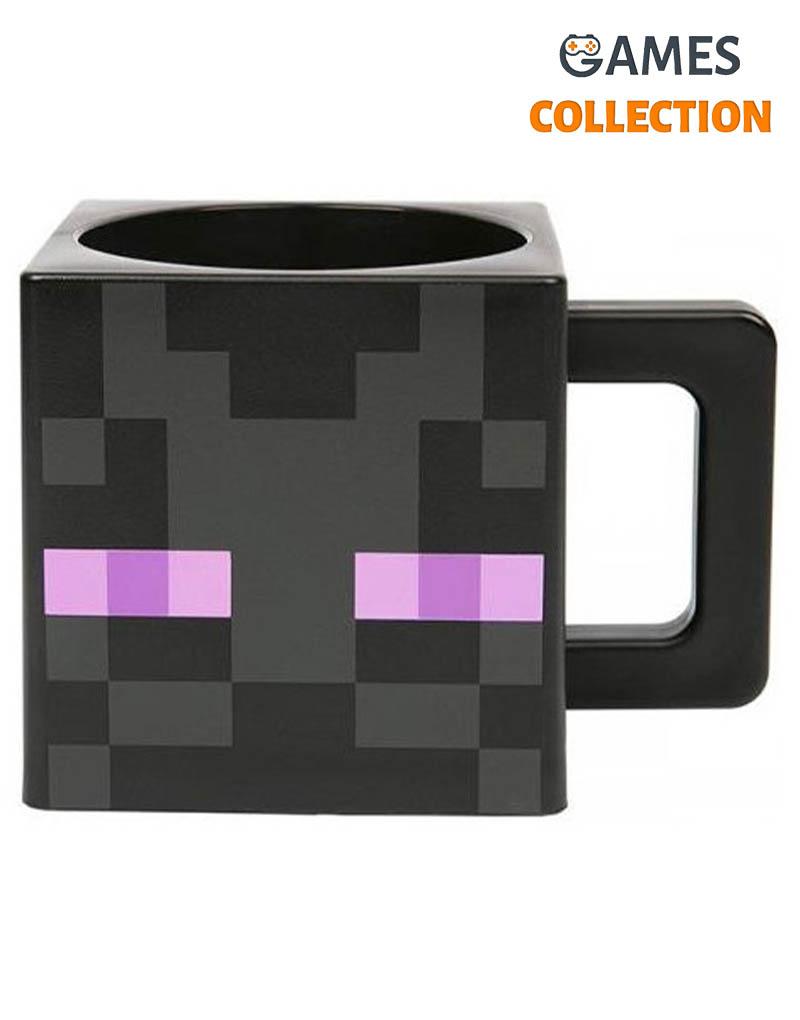 JINX Minecraft Кружка Enderman Plastic Mug (290 мл)-thumb