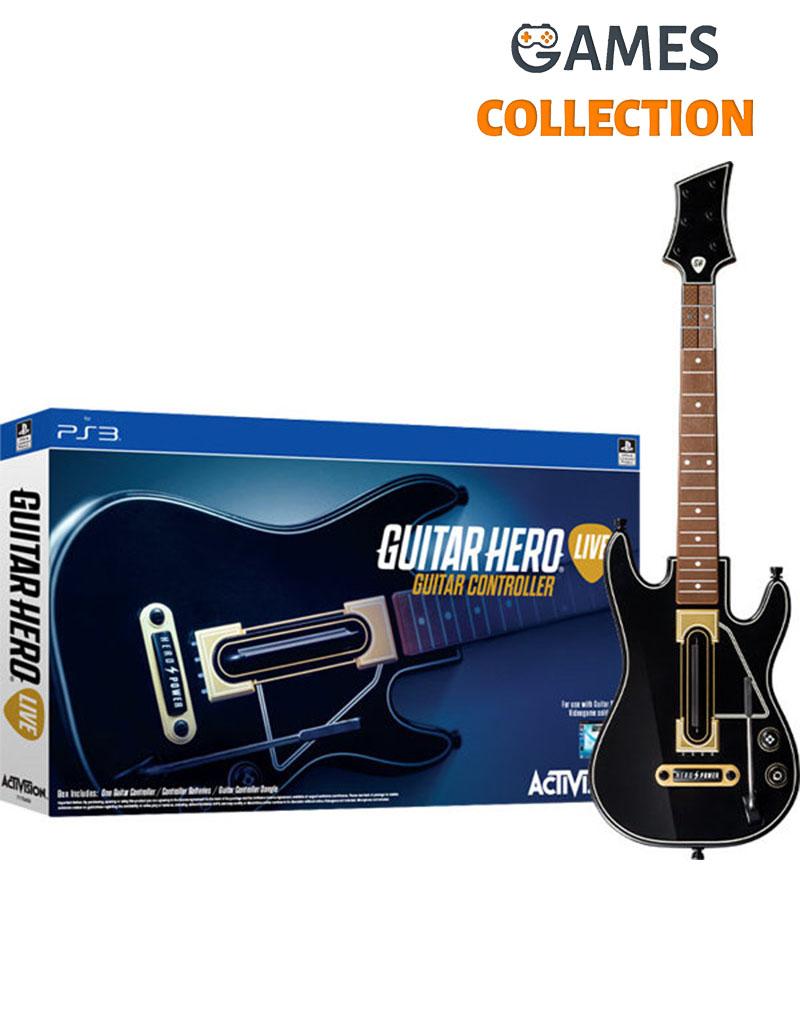 Guitar Hero Live Гитара (PS3) Б/У-thumb