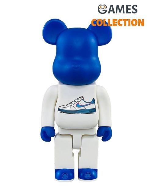 Bearbrick Nike Фигурка Беарбрик 400% (28см)-thumb