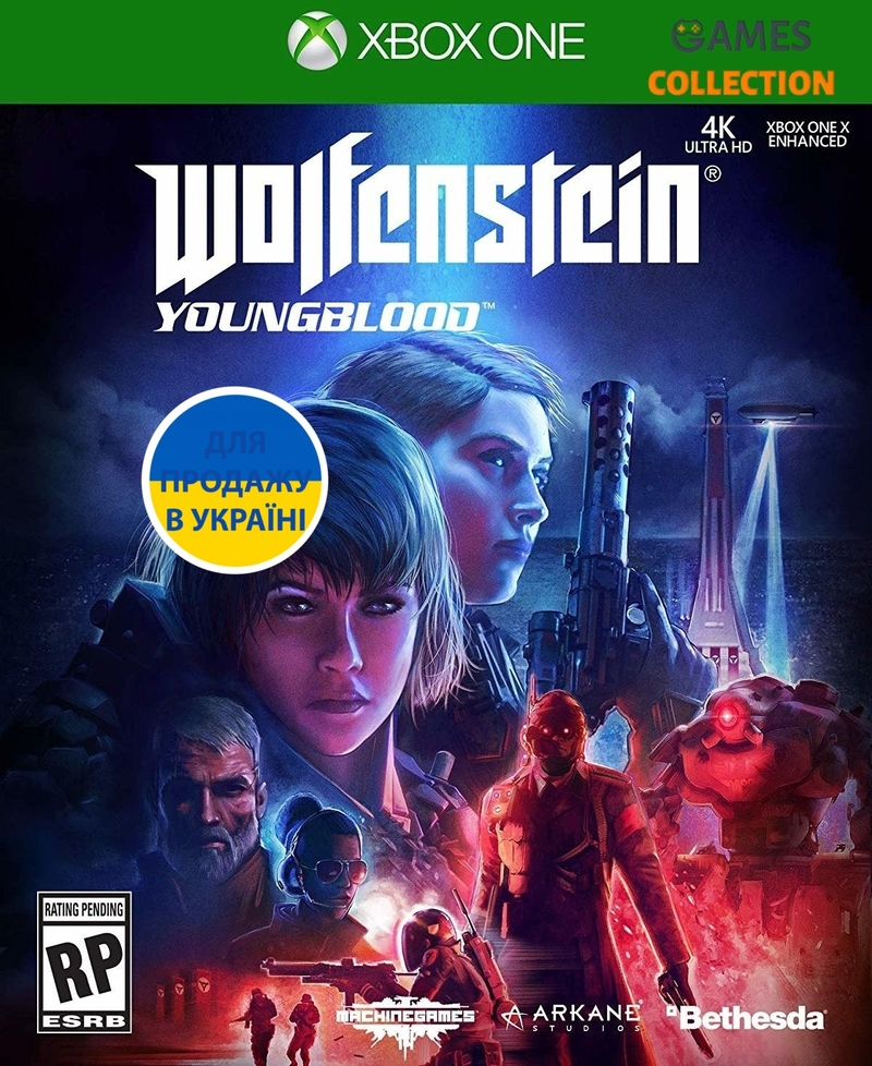 Wolfenstein: Youngblood (XBox One)-thumb