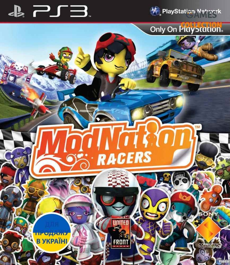 ModNation Racers (PS3)-thumb