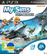 MySims: Sky Heroes (PS3) Б/У-thumb