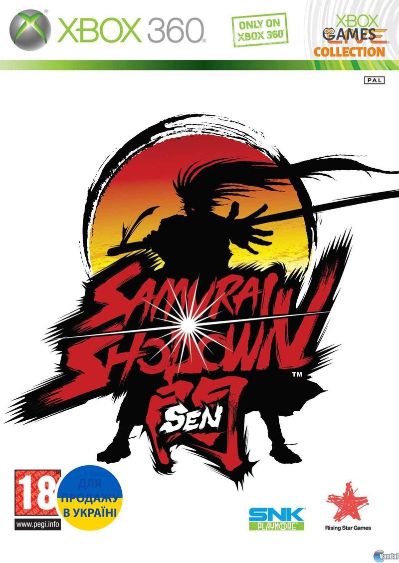 Samurai Shodown: Sen (XBOX360)-thumb