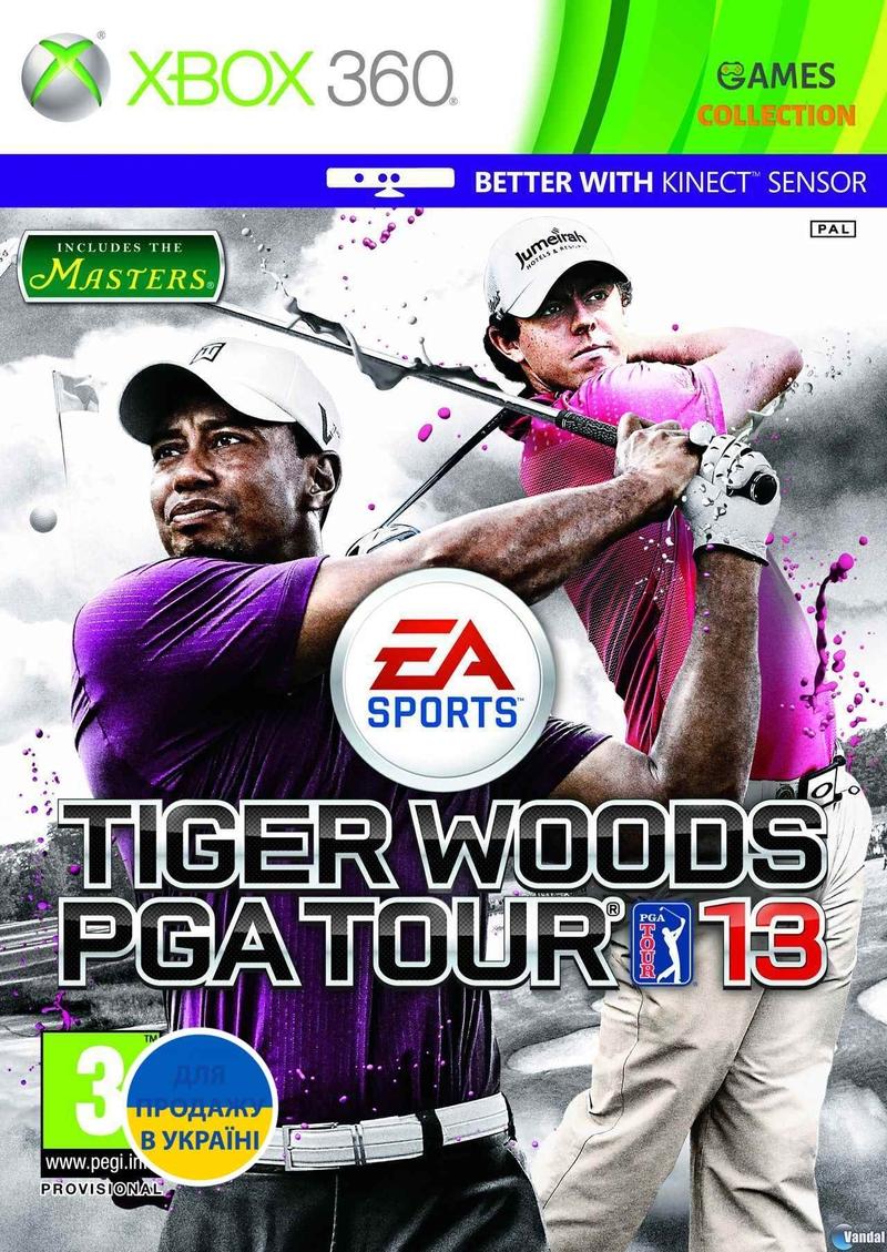 Tiger Woods PGA Tour 13 (XBOX360)-thumb