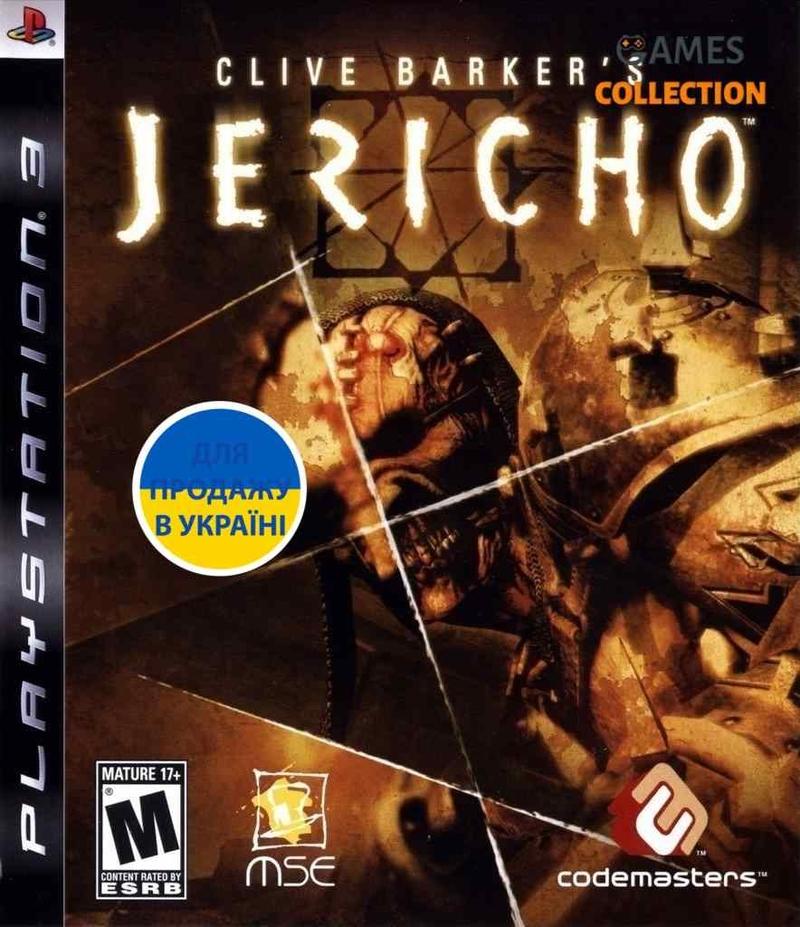 Clive Barker's Jericho (PS3)-thumb