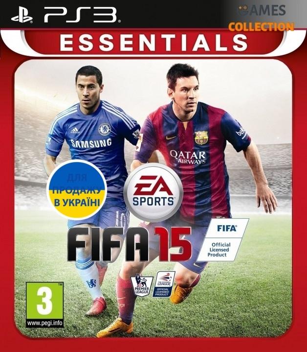 FIFA 15 Essentials (PS3)-thumb