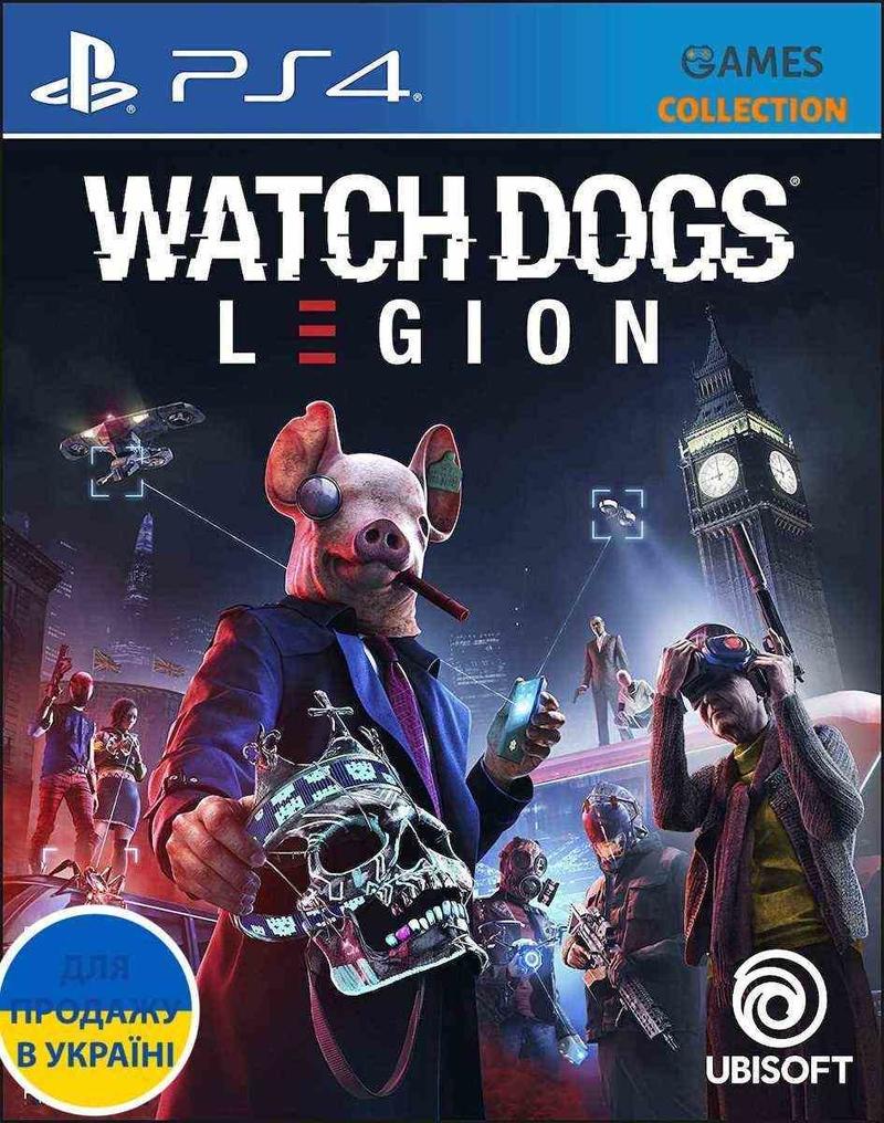 Watch Dogs Legion (PS4)-thumb