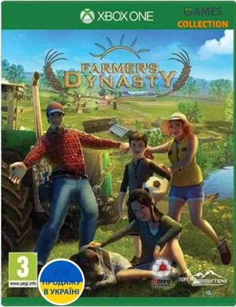 Farmer's Dynasty (XBox One)-thumb