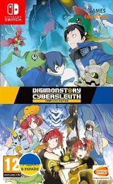 Digimon Story: Cyber Sleuth Complete Edition (NSW)-thumb