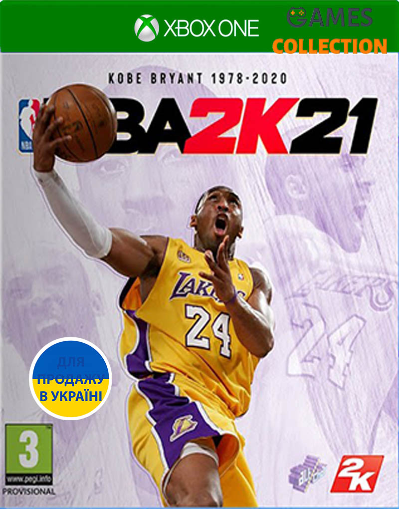 NBA 21 (XBox One)-thumb