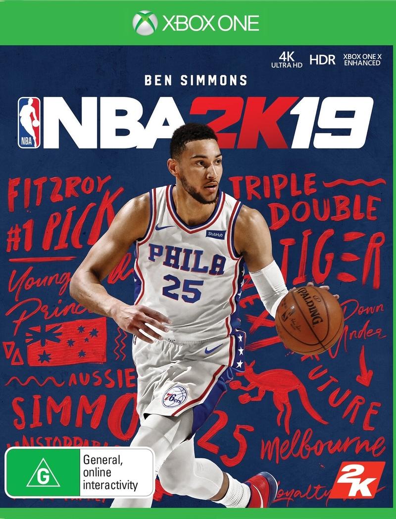 NBA 2K19 (Xbox One)-thumb