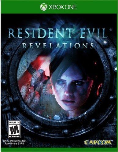 Resident Evil Revelations (Xbox One)-thumb