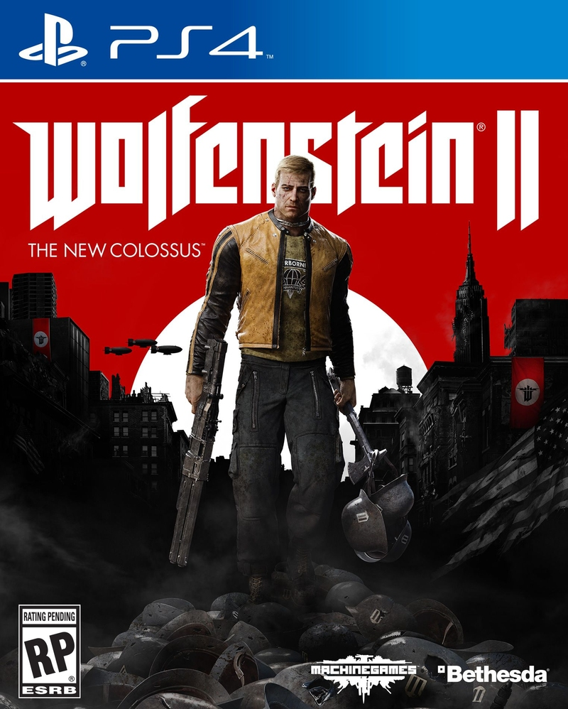 Wolfenstein II: The New Colossus (PS4)-thumb