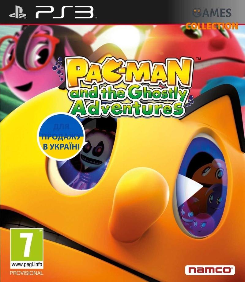 PAC-MAN (PS3)-thumb