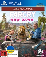Far Cry: New Dawn – Limited Edition (PS4)-thumb