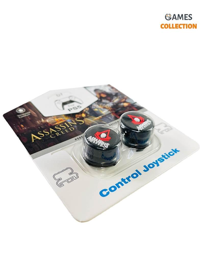 Стики для джойстика PS5/PS4 Высокие Assassin's Creed-thumb