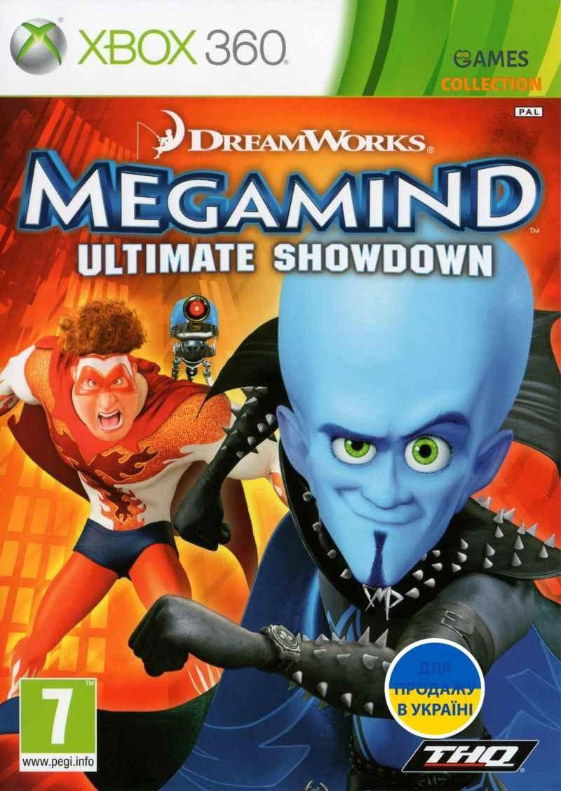 Megamind: Ultimate Showdown (XBOX360)-thumb