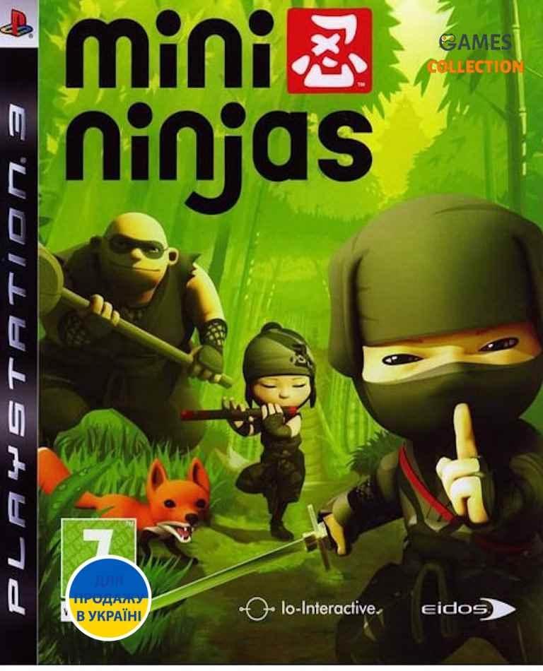 Mini Ninjas (PS3)-thumb