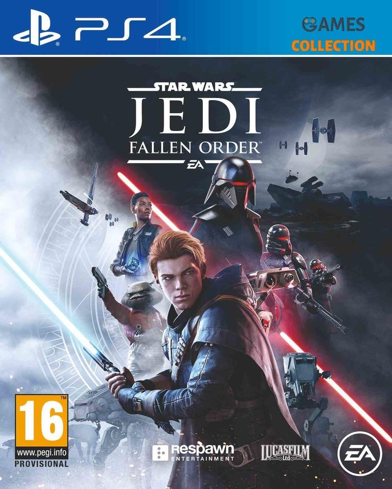 Звездные Войны Джедаи: Павший Орден (PS4, русская версия)-thumb
