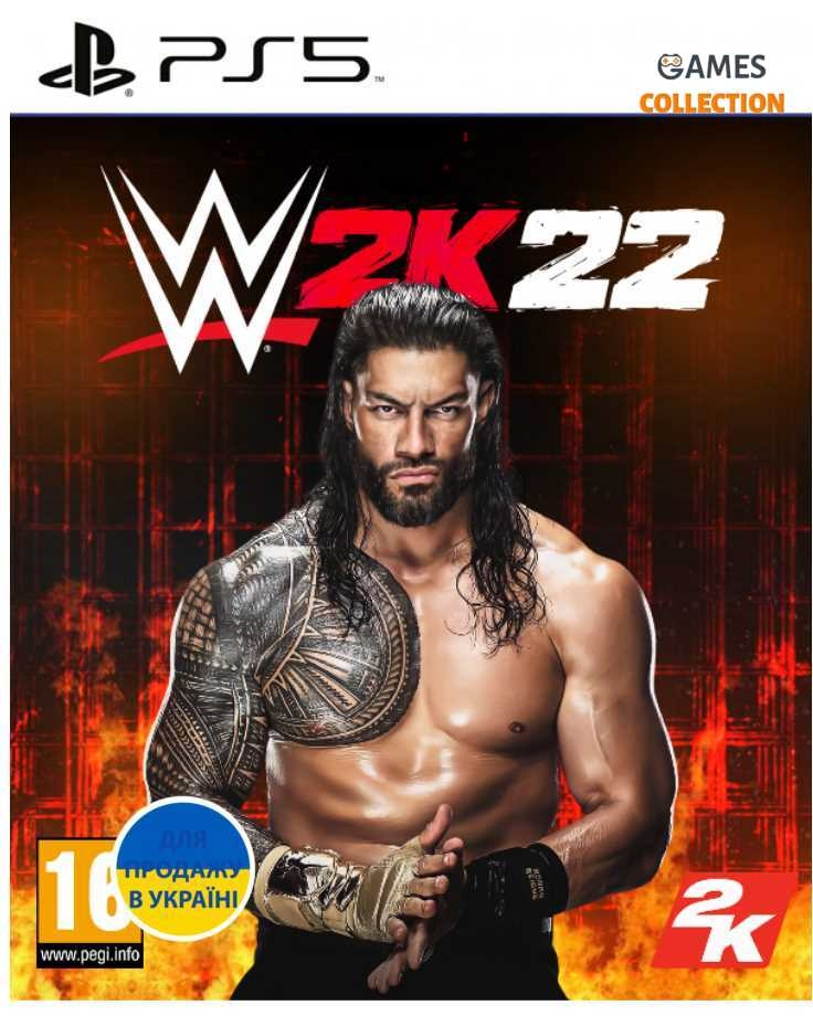 WWE 2K22 (PS5)-thumb