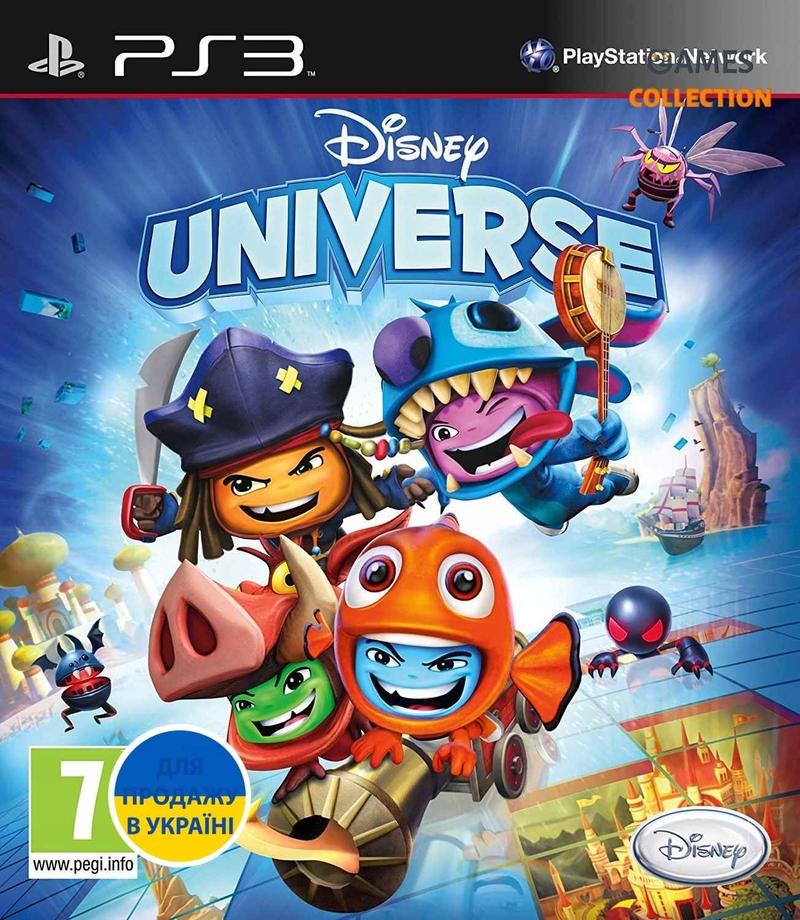 Disney Universe (PS3)-thumb