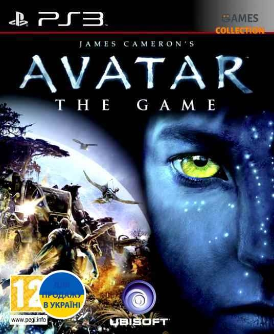 Avatar: The Game (PS3)-thumb