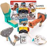 Nintendo LABO: Набор VR Kit Toy-Con 04 (Switch)-thumb