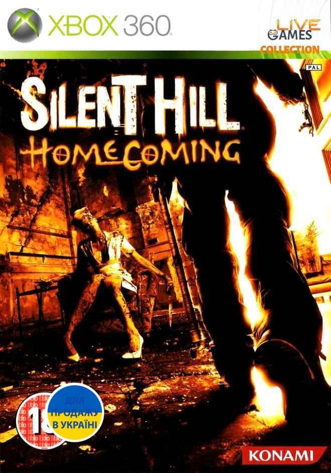 Silent Hill: Homecoming (XBOX360)-thumb