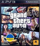 Grand Theft Auto: Episodes From Liberty City (PS3)-thumb