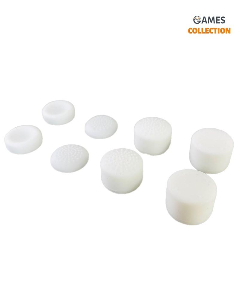 Стики для Джойстика Универсальные PS5/PS4 Белые-thumb