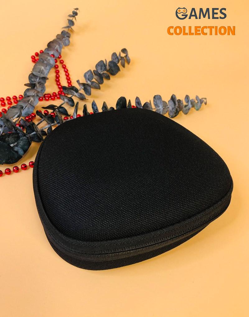 Ударопрочный Кейс для хранения геймпадов Черный-thumb