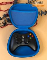 Ударопрочный Кейс для хранения геймпадов Синий-thumb