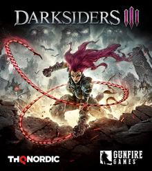 Darksiders III Ключ (PC)-thumb