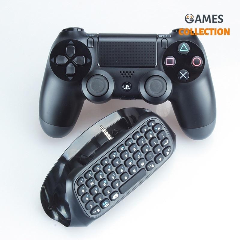 Беспроводная клавиатура TP4-008 (PS4)-thumb