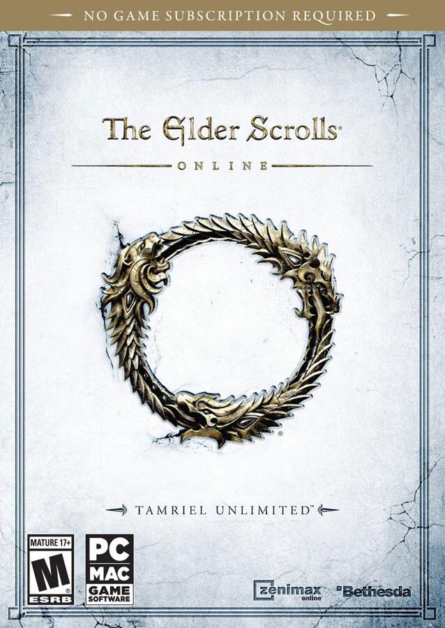 THE ELDER SCROLLS ONLINE TAMRIEL UNLIMITED (PC)-thumb