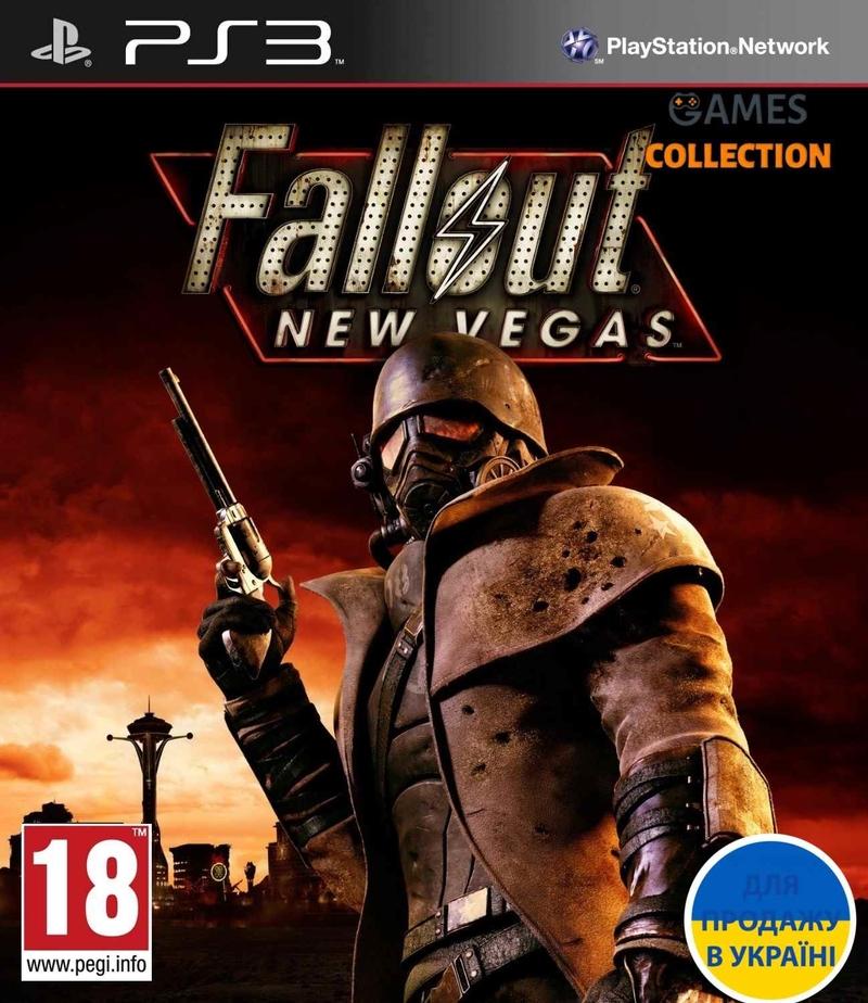 Fallout: New Vegas (PS3)-thumb
