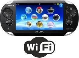 Sony PS Vita Slim Black Wi-Fi + Карта памяти 4GB 3.60-thumb