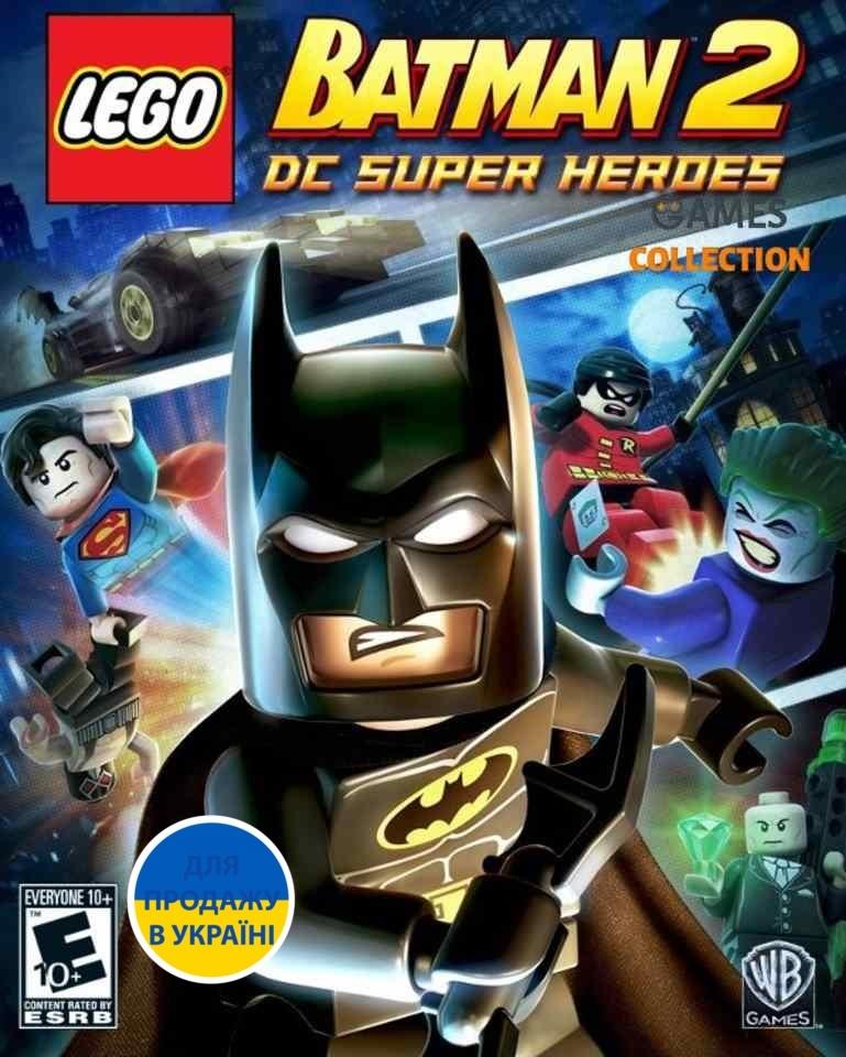 LEGO Batman 2: DC Super Heroes (PC) КЛЮЧ-thumb