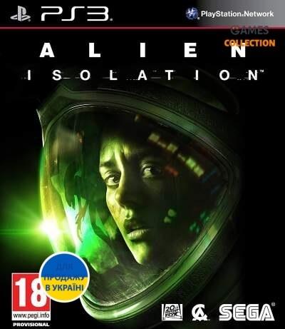 Alien: Isolation (PS3) Б/У-thumb
