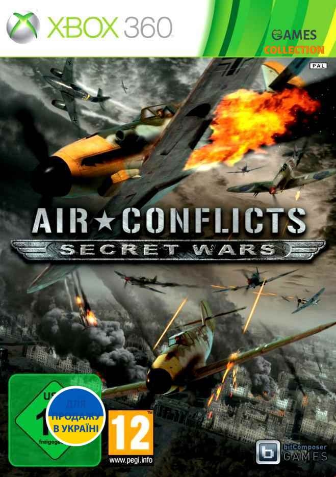 Air Conflicts: Secret Wars (XBOX360)-thumb