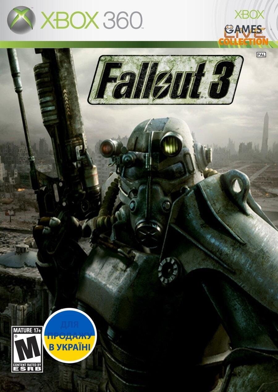 Fallout 3(XBOX360)-thumb