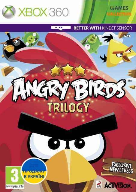 Angry Birds: Trilogy (XBOX360)-thumb